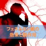 フェネルミン錠の効果と副作用【造血剤】